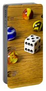 Marbles Board Game 1 C Portable Battery Charger