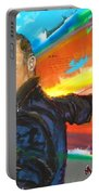 Marcello Cicchini Mural Portable Battery Charger