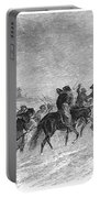 March To Trenton, 1776 Portable Battery Charger