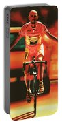 Marco Pantani Portable Battery Charger