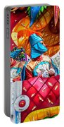 Mardi Gras Float 2 Portable Battery Charger