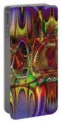 Mardi Gras Portable Battery Charger