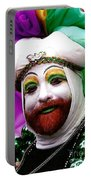 Mardi Gras New Orleans La Portable Battery Charger