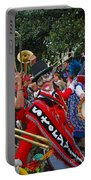 Mardi Gras Storyville Marching Group Portable Battery Charger