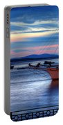 Margaret Todd At Sunrise Portable Battery Charger