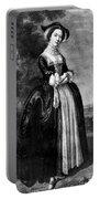Margaret Woffington (c1714-1760) Portable Battery Charger