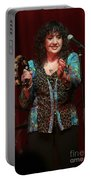 Maria Muldaur Portable Battery Charger