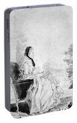 Marie De Vichy-chamrond (1679-1780) Portable Battery Charger