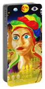 Marie Laveau Portable Battery Charger