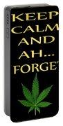 Marijuana 4 Portable Battery Charger