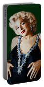Marilyn 126 Green Portable Battery Charger