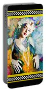 Marilyn 126 Racing Portable Battery Charger