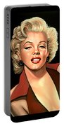 Marilyn Monroe 4 Portable Battery Charger