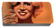 Marilyn Monroe 5 Portable Battery Charger