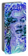 Marilyn Monroe Out Of The Blue Portable Battery Charger