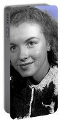 Marilyn Monroe Then Norma Jeane Dougherty Photo By H. Maier Studios Los Angeles Ca C.1943-2014 Portable Battery Charger