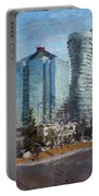 Marilyn Monroe Towers Portable Battery Charger