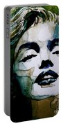 Marilyn No10 Portable Battery Charger