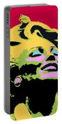 Marilyn Three Portable Battery Charger