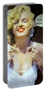 Marilyns Pointers Portable Battery Charger
