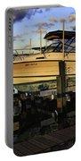 Marina At Dawn Portable Battery Charger