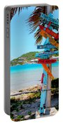 Marina Cay Sign Portable Battery Charger