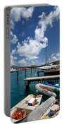 Marina St Thomas Virgin Islands Portable Battery Charger