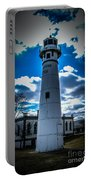 Marine City Michigan Lighthouse Portable Battery Charger