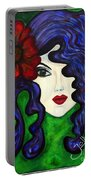 Mariposa Fairy Queen Portable Battery Charger