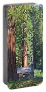 Giant Sequoias Mariposa Grove Portable Battery Charger