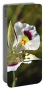 Mariposa Lily Portable Battery Charger