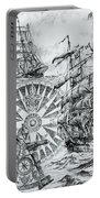Maritime Heritage Portable Battery Charger