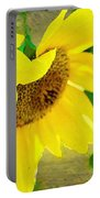 Mark Twain's Sunflowers Portable Battery Charger