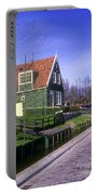 Marken Village Architecture Portable Battery Charger