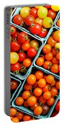 Market Fresh Tomatos Portable Battery Charger