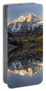Maroon Bells First Light Portable Battery Charger