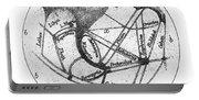 Mars: Schiaparelli, 1877 Portable Battery Charger
