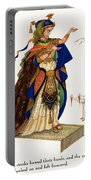 Marsh Kings Daughter Portable Battery Charger