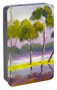 Marshlands Murray River Red River Gums Portable Battery Charger