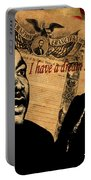 Martin Luther King Jr 2 Portable Battery Charger