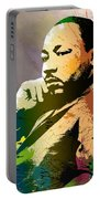 Martin Luther King Jr.  Portable Battery Charger