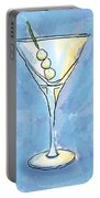 Martini Lunch Portable Battery Charger