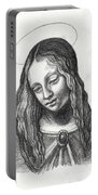 Mary After Davinci Portable Battery Charger