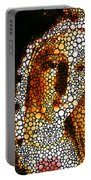 Mary - Holy Mother By Sharon Cummings Portable Battery Charger