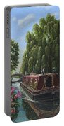 Mary Jane Chesterfield Canal Nottinghamshire Portable Battery Charger