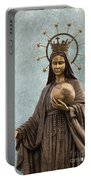 Mary Mother Of Jesus Portable Battery Charger