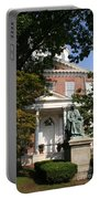 Maryland State House And Statue Portable Battery Charger