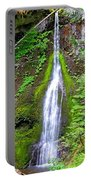 Marymere Falls - Full View Portable Battery Charger
