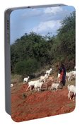 Masai Herdsman Portable Battery Charger