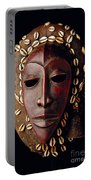 Mask From Ivory Coast Portable Battery Charger